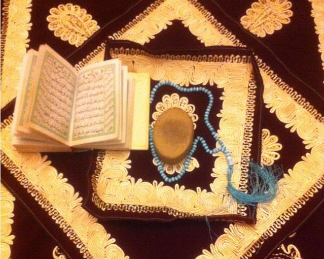 جا نماز پرستو صالحی
