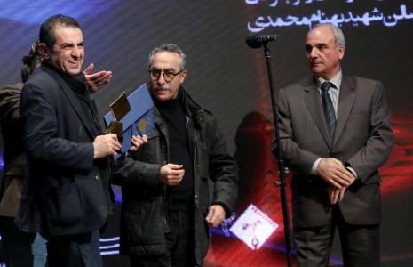 شب انجمن منتقدان و نویسندگان سینما