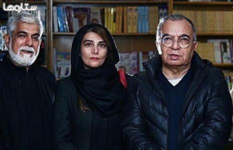 حسين پاكدل و هنگامه قاضياني