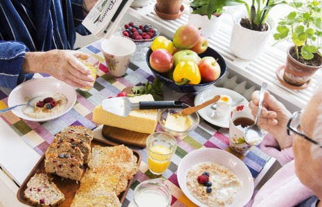 مردم کشورهای مختلف، صبحانه چه میخورند؟