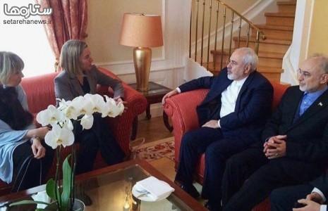 اینستاگرام ظریف: ایران آماده است