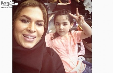 همسر محمد رضا مهدوی