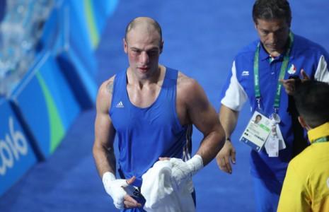 حریف هلندی روزبهانی از المپیک حذف شد ستاره ها - روزبهانی پس از حذف از المپیک: در حقم ناداوری کردند