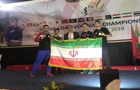 مسابقات ووینام قهرمانی آسیا